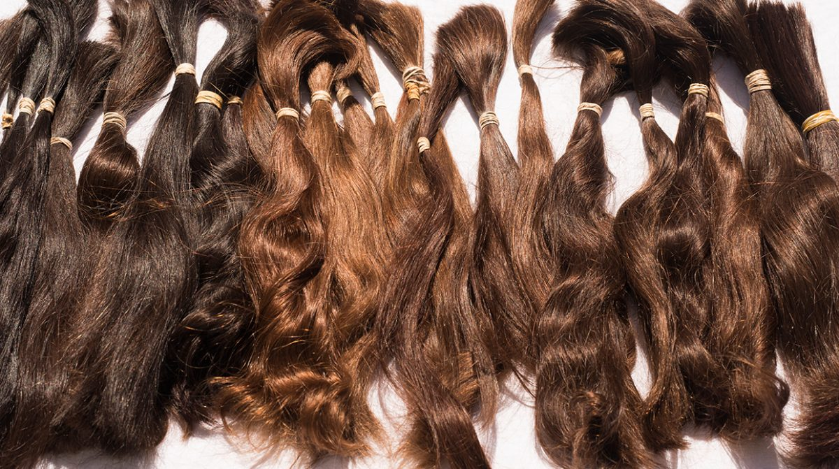 Hair Extensions Naama Virgin Remy Russian Hair European Hair